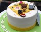 Foodblogger-cake