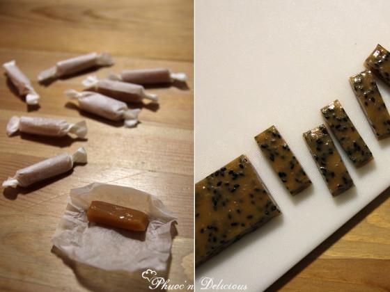 Caramels-Prep
